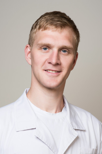 Ophthalmologist Villem Vihmann