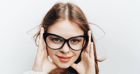Näkuju arvestamine prilliraamide valikul