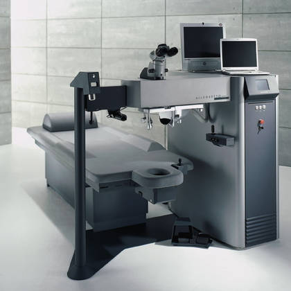 ALLEGRETTO WAVE Eye-Q EXCIMER-LASER